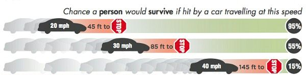 Speed and Survival Graphic