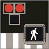 Pedestrian-activated signal