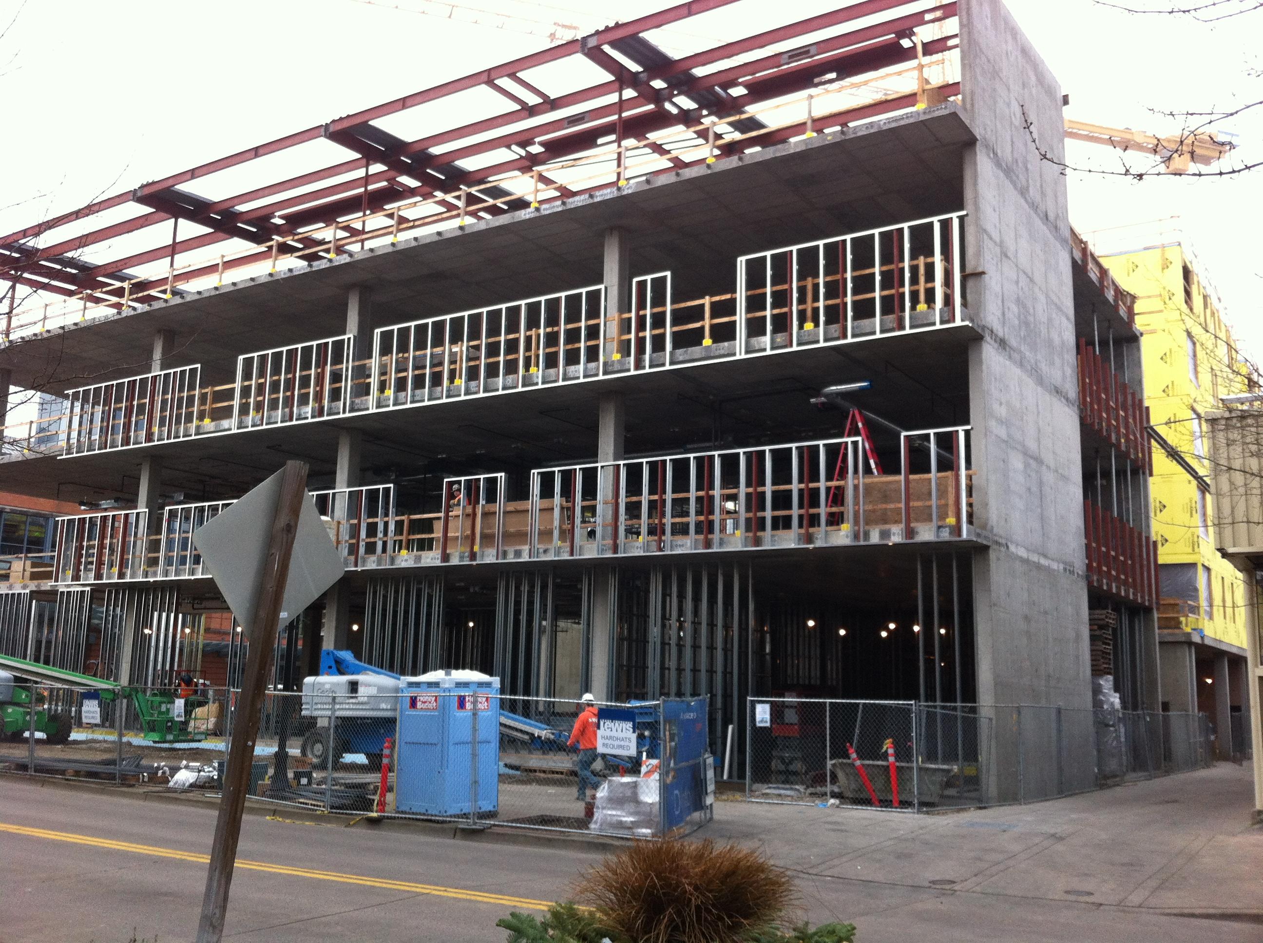 Eugene Commercial Building Code