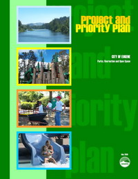 PROS project and priority plan cover