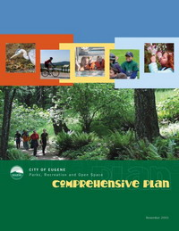 PROS comprehensive plan cover