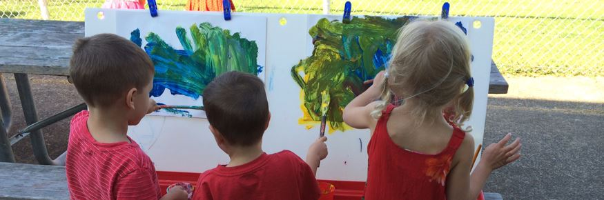 Preschool Art Time