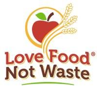 Love Food Not Waste logo