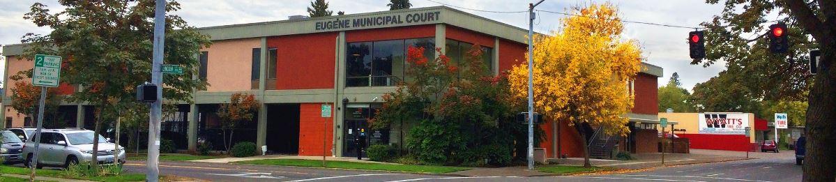 Municipal Court | Eugene, OR Website