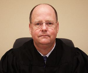 Assistant Judge Marc Spence