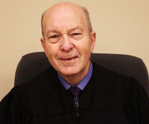 Assistant Judge Don Diment
