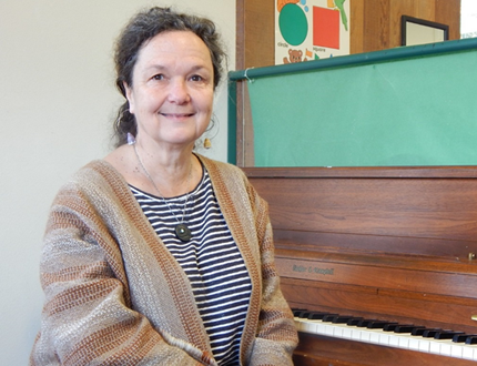 Nancy Larson Piano Instructor