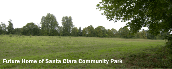 Future Home of Santa Clara Community Park