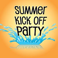 Summer KickOff Party Graphic
