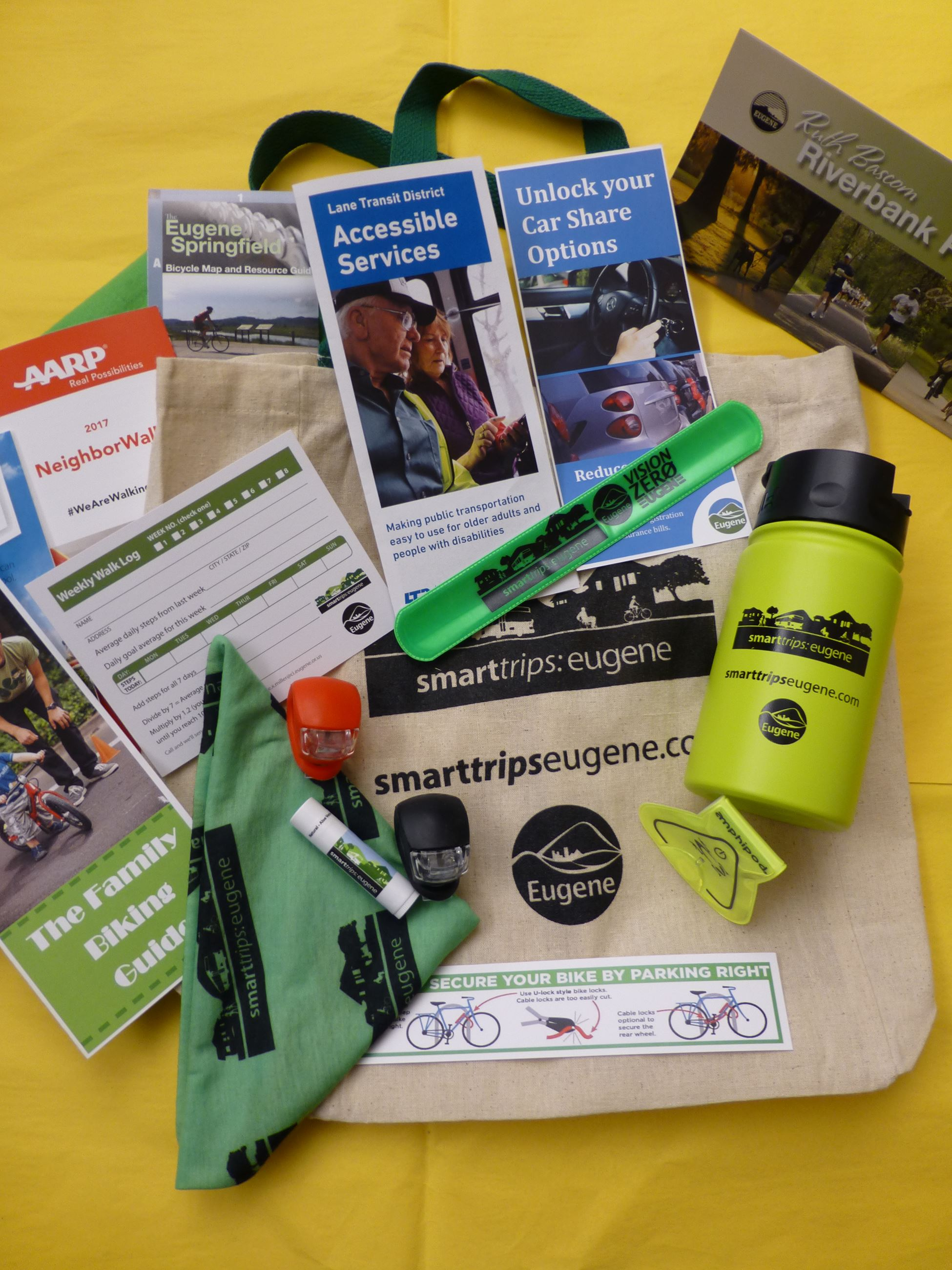 SmartTrips 2017 Prizes and Handouts 001
