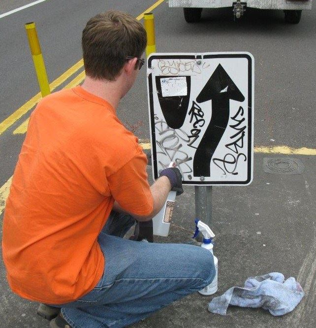 Graffiti Removal | Eugene, OR Website