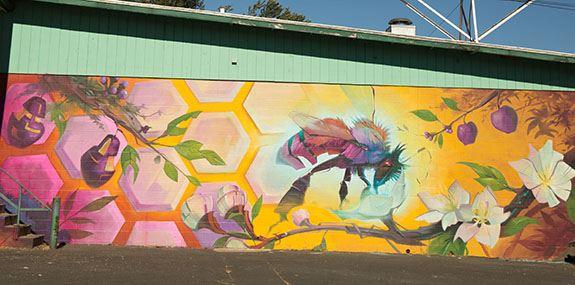 20x21 EUG Mural Project | Eugene, OR Website
