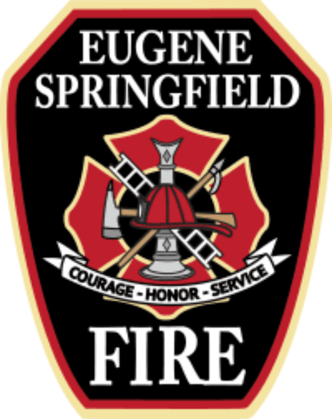 Eugene Springfield Fire Patch