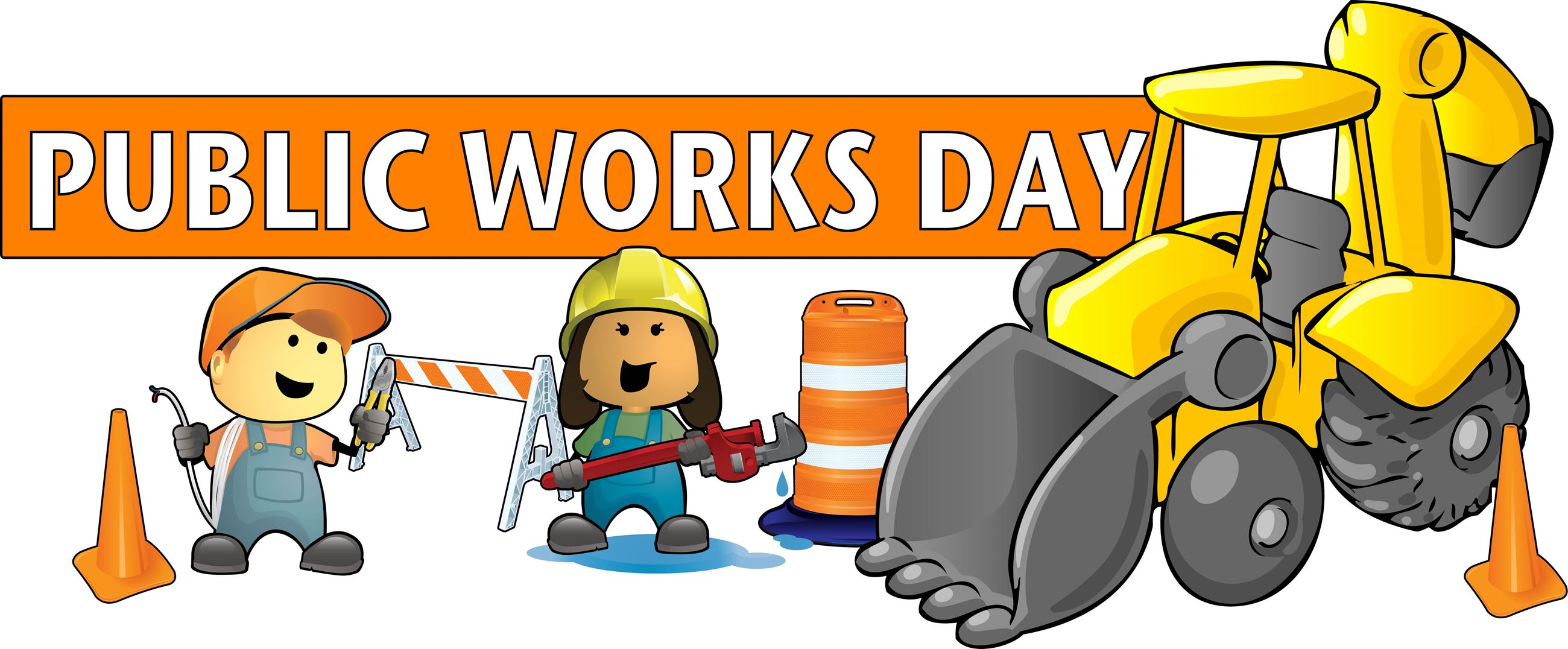 Come Join Us for Public Works Day