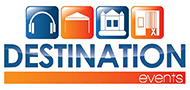 Destination Events sponsor logo