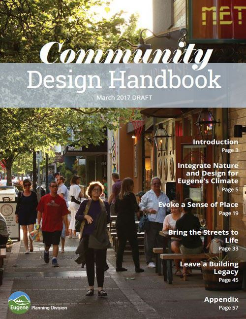 Community Design Handbook Cover