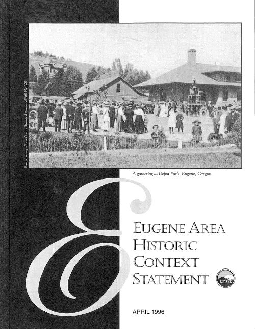 Eugene Historic Context