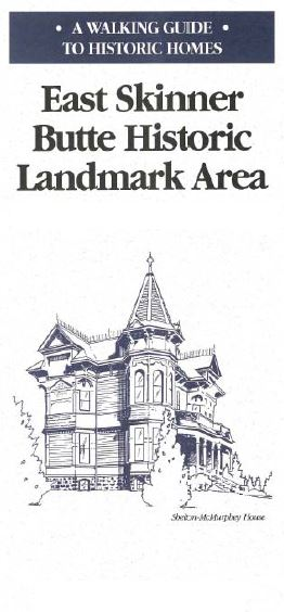 East Skinner Butte Historic Landmark Area