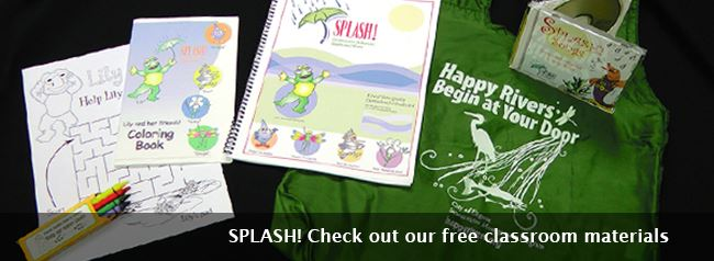 SPLASH classroom materials