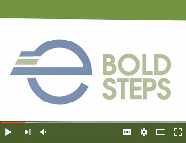 Video on vimeo about 2018 Bold Steps award