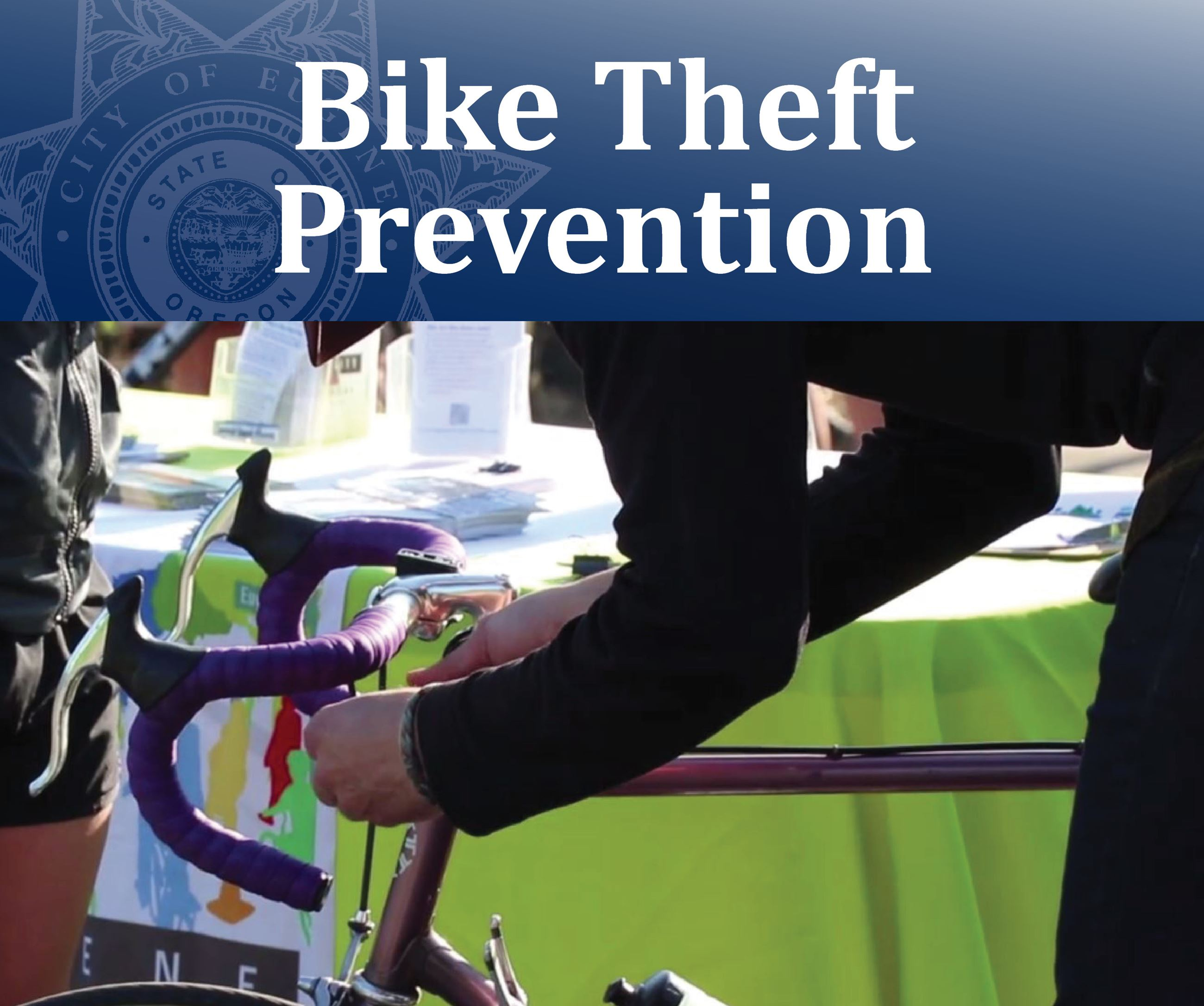 Bike Theft Prevention Opens in new window