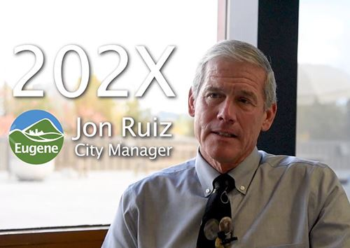 City Manager Jon Ruiz talks about forward thinking and 202X