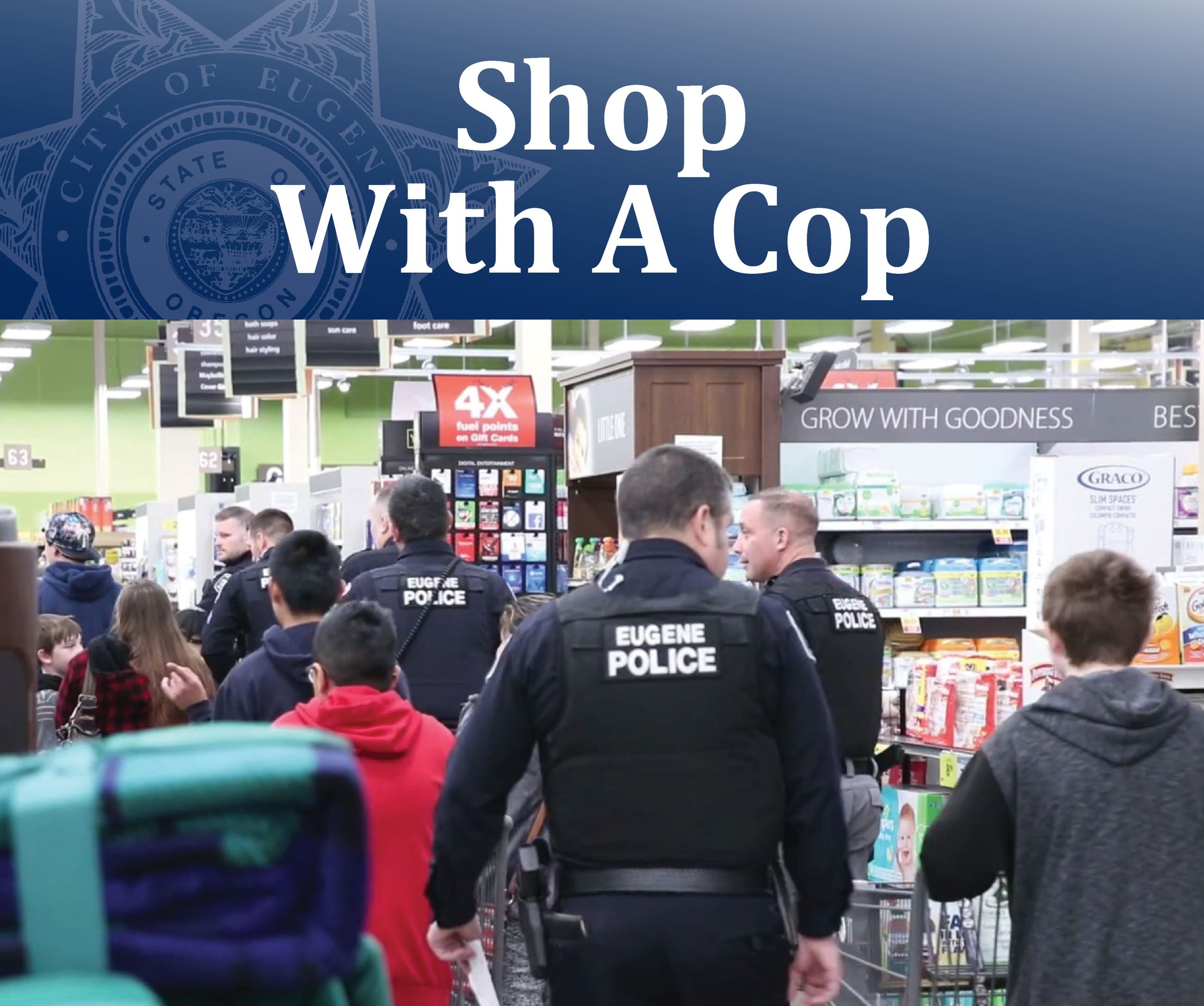 ShopWithACop Opens in new window