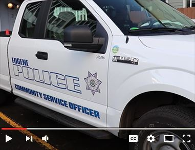 Video on Vimeo about City of Eugene's Community Safety Officers