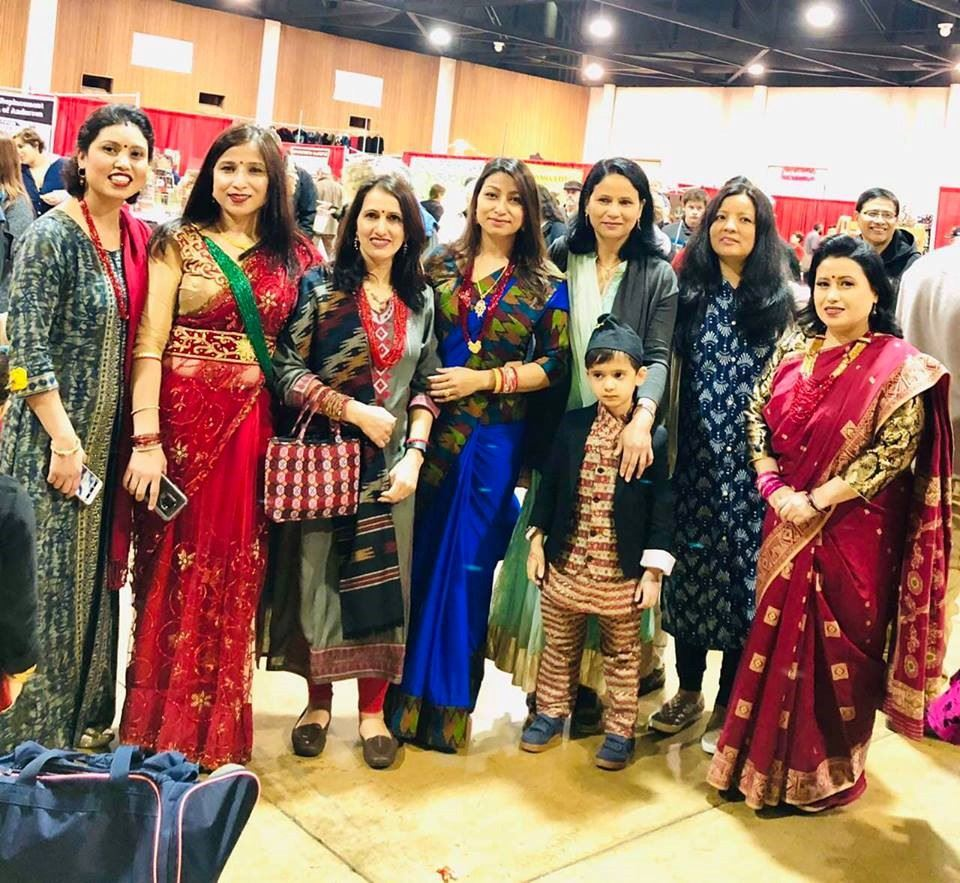 Eugene Nepalese Community at Asian Celebration
