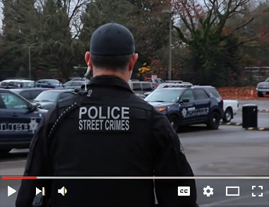 Video on Vimeo about Eugene Police Department's new Street Crimes Unit