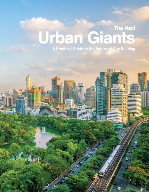 Urban Giants Cover