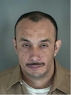 Arrested was Roberto  Escalante, age 37, of Springfield