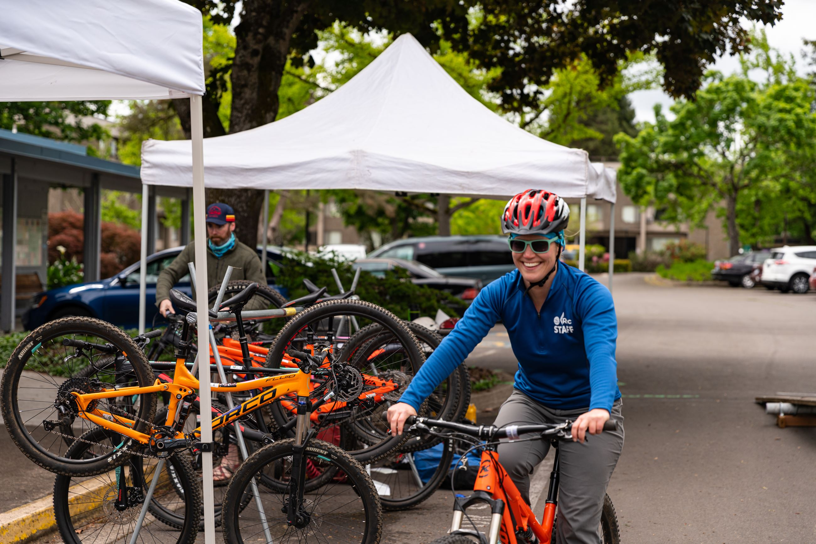 Bike Demo Day from 2019