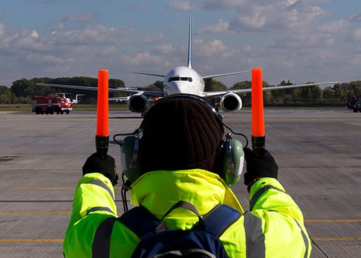 Interested in an airport or airline career?