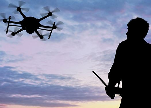 Drone Operators: Know the rules before you fly.