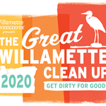 Great willamette river clean up 2020