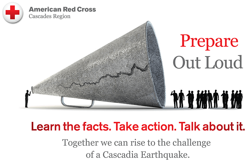 Prepare Out Load. Learn the Facts. Take action. Talk about it. Together we can rise to the challenge
