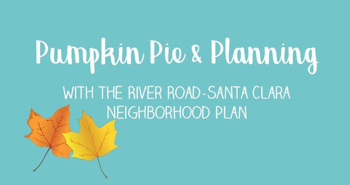 Pumpkin Pie and Planning