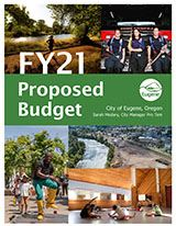 FY21 Proposed Budget Cover