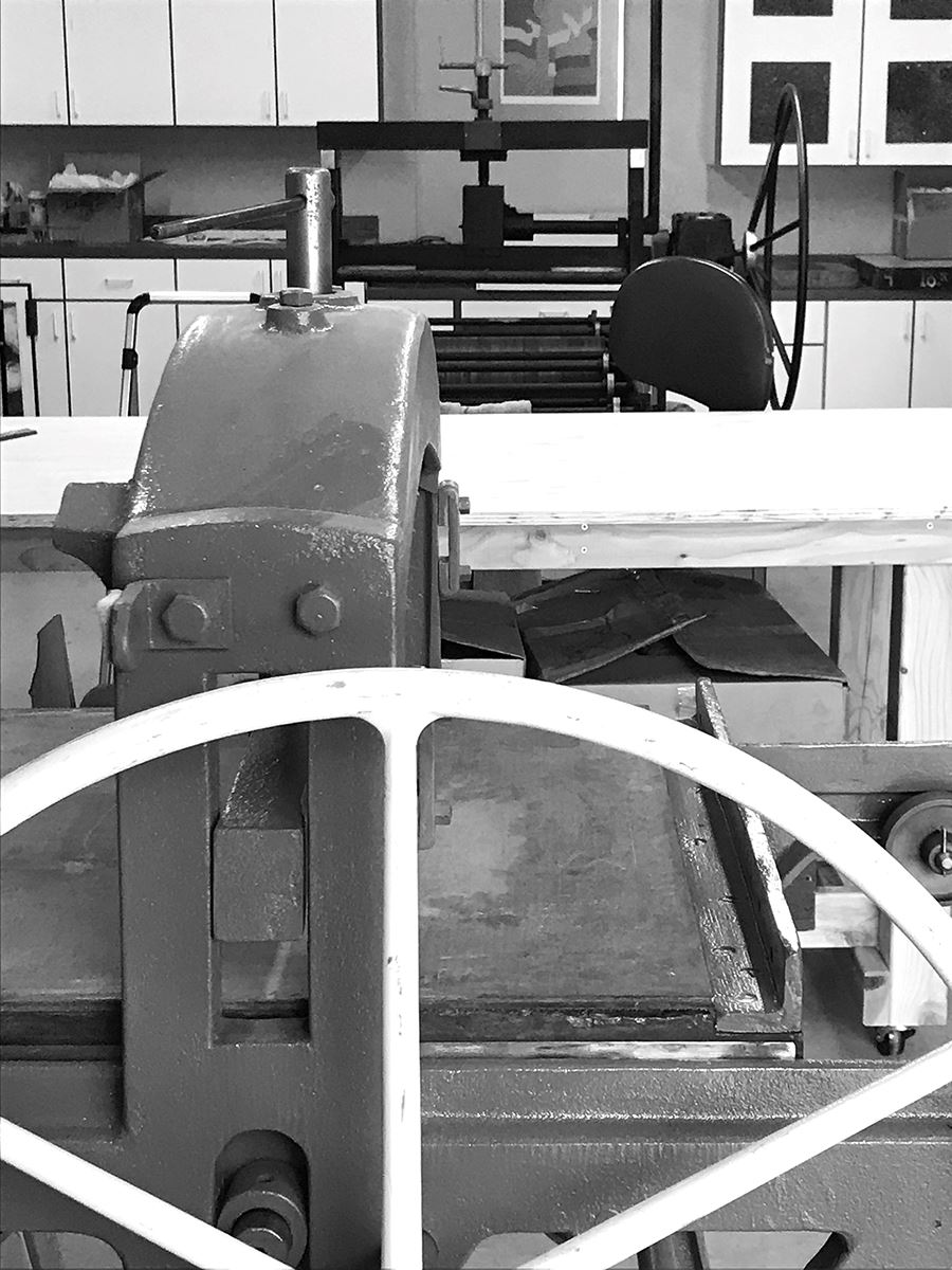 WP litho studio presses