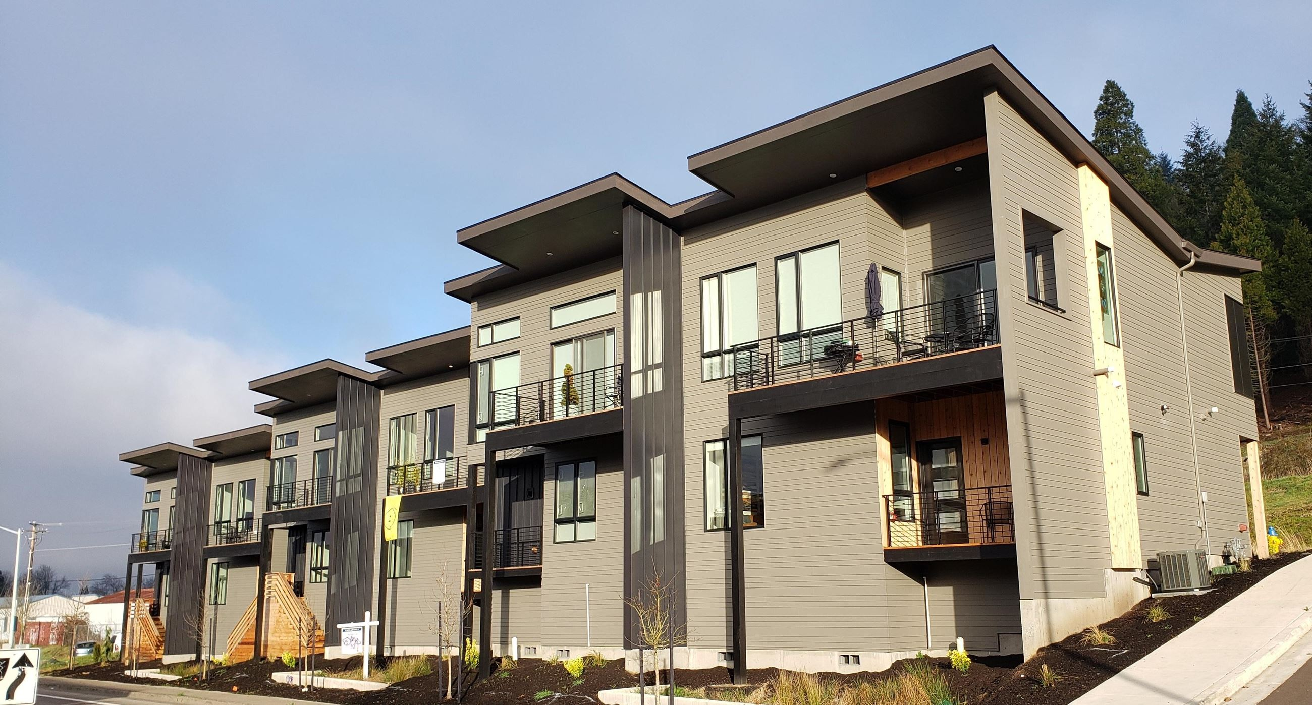 Market District Townhomes