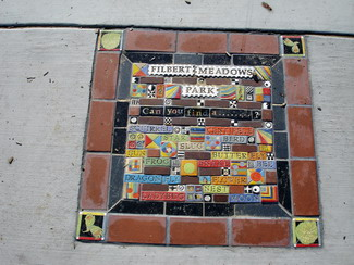 Filbert Meadows Park tile