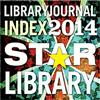 Star Library 2014 award