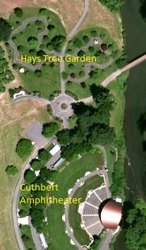 hays aerial photo