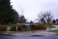 Gilham Park Entrance