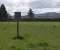 Grasshopper park sign