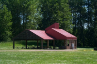 Alton Baker park shelter