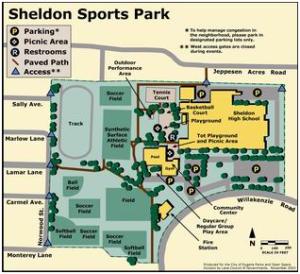 Sheldon Sports Park