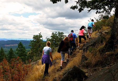 Spencer Butte Hikers