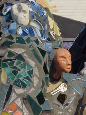 Whiteaker Neighborhood Matching Grant Sculpture